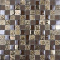Мозаика из стекла, мрамора и агломерата Natural Inka BDA-2301
