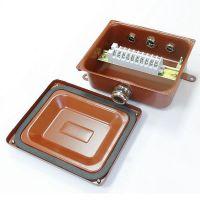 Коробка Зэта У614А УХЛ1.5 zeta30321 с латунными сальниками