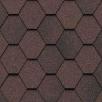 Черепица гибкая Icopal Plano Antik коричневая