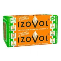 Теплоизоляция Izovol Ст-50 1000х600х100 мм 4 шт в упаковке