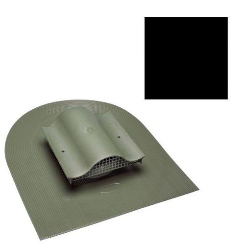 Вентиль кровельный Vilpe Huopa KTV черный