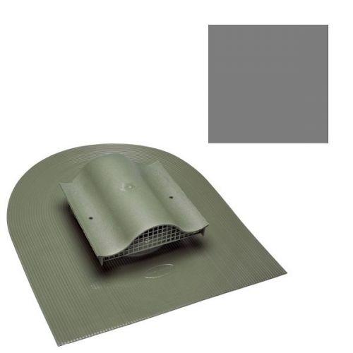 Вентиль кровельный Vilpe Huopa KTV серый