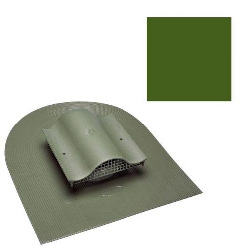 Вентиль кровельный Vilpe Huopa KTV зеленый