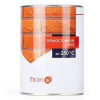 Лак Elcon термостойкий 0,8 кг