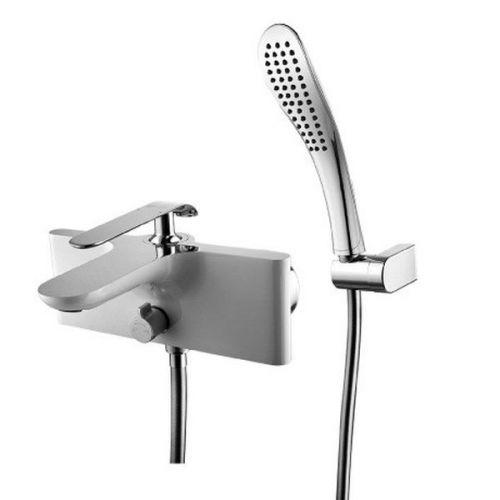 Смеситель для ванны Lemark Melange LM4914CW