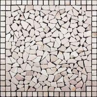 Мозаика из мрамора Natural Paladium M025/025-ML