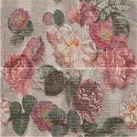 Декор Estima Milagro Decor Flowers 03 2шт 202x504мм