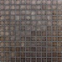 Мозаика из мрамора Skalini Mercury MRC Graphite-2