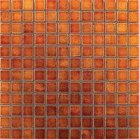 Мозаика из мрамора Skalini Mercury MRC Orange-2