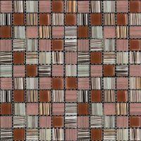 Мозаика из стекла и мрамора Natural Madras MSD-425