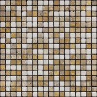 Мозаика из мрамора Natural Mix MT-02-15T