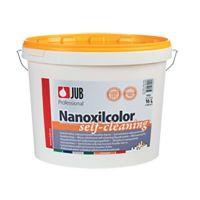 Краска силиконовая микроармированная фасадная Jub Nanoxilcolor 16 л