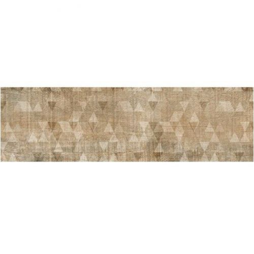 Керамогранит Idalgo Granite Wood Ego Декор Беж структурный 1200х599 мм