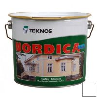 Краска Teknos Nordica Eko РМ1 2,7 л