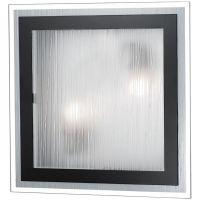 Светильник настенно-потолочный Odeon Light Ulen 2736/2W белый E27 2х60W 220V