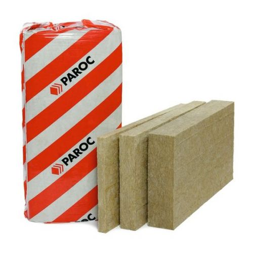 Базальтовая вата Paroc Extra 1200х600х100 мм 8 штук в упаковке