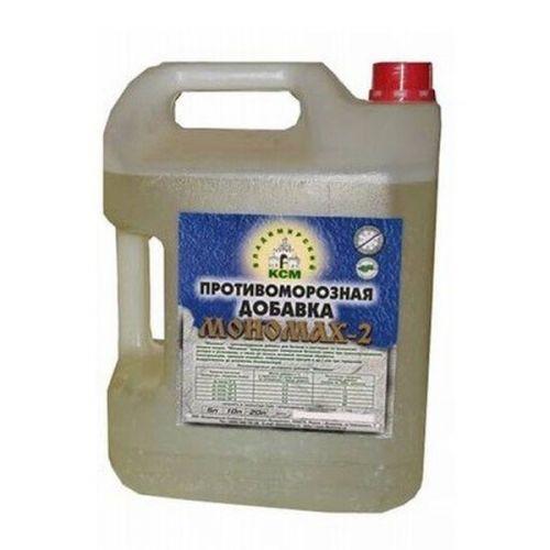 Добавка противоморозная Мономах Premium 10 л