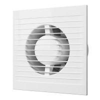 Вентилятор вытяжной Era E 100 S C 100 мм