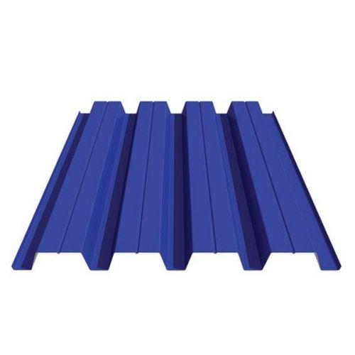 Профнастил Н60 Grand Line Optima Pe 0,8 мм RAL 5002 ультрамариново-синий