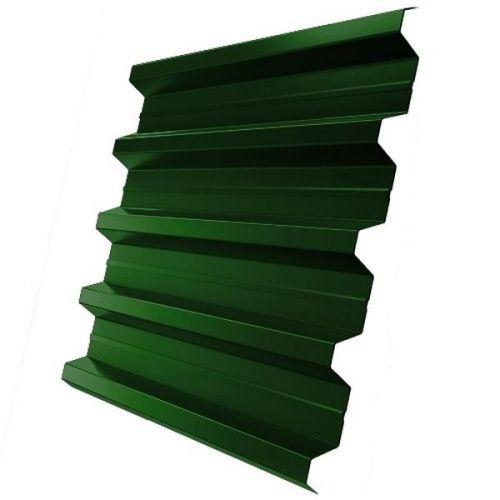 Профнастил Н60 Grand Line Pe 0,5 мм RAL 6002 лиственно-зеленый
