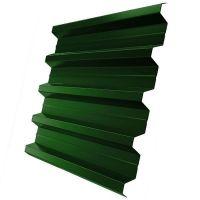 Профнастил Н60 Grand Line Optima Satin 0,5 мм RAL 6002 лиственно-зеленый