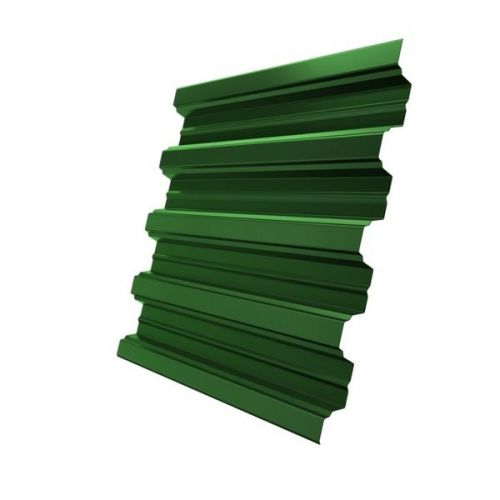 Профнастил Н75 Grand Line Optima Pe 0,8 мм RAL 6002 лиственно-зеленый