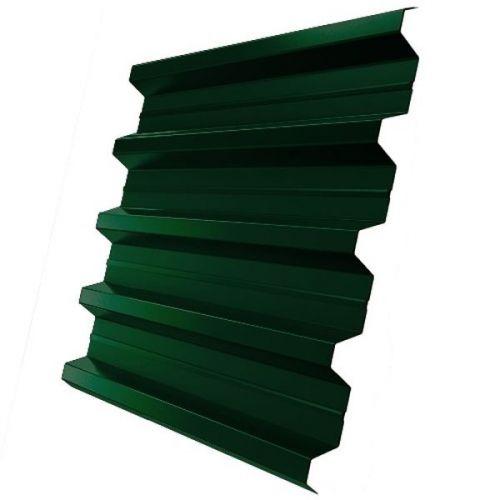 Профнастил Н60 Grand Line Pe 0,5 мм RAL 6005 зеленый мох