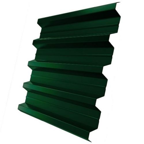 Профнастил Н60 Grand Line Optima Satin 0,5 мм RAL 6005 зеленый мох