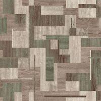 Линолеум полукоммерческий Juteks Respect Blocks 615D 4x30 м