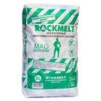 Противогололедный реагент Rockmelt Mag 20 кг