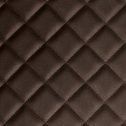 Стеновая панель Sibu Leather Line Rombo 40 Mocca 2612х1000 мм самоклеящаяся