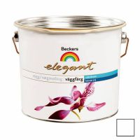 Краска для стен Beckers Elegant Vaggfarg Helmatt BAS C матовая 0,9 л