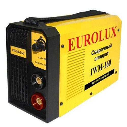 Инвертор сварочный Ресанта Eurolux IWM160