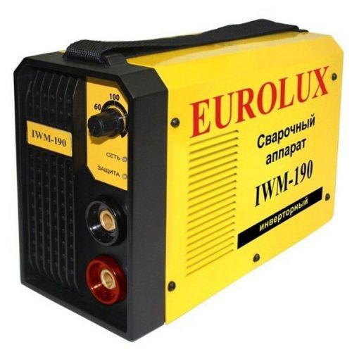 Инвертор сварочный Ресанта Eurolux IWM190