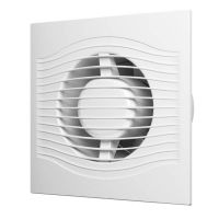 Вентилятор осевой вытяжной Slim 4C MR диаметр 100 мм