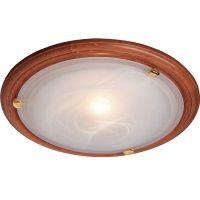 Светильник настенно-потолочный Sonex Napoli 259 коричневый E27 2х100W 220V