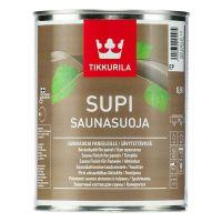 Состав защитный для бани Tikkurila Supi Saunasuoja EP 2,7 л