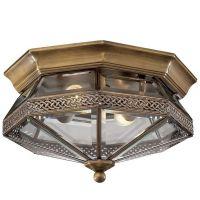Светильник потолочный Odeon Light Lagon 2545/2 бронза E14 2х40W 220V