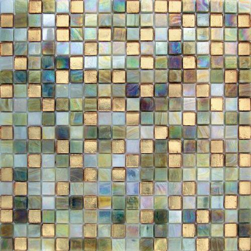 Мозаика из стекла для бассейна Alma Mix 15 мм 07/Talitha