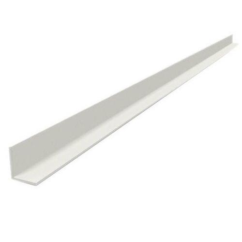 Профиль угловой ПВХ ТД Столичный 20х20 мм белый