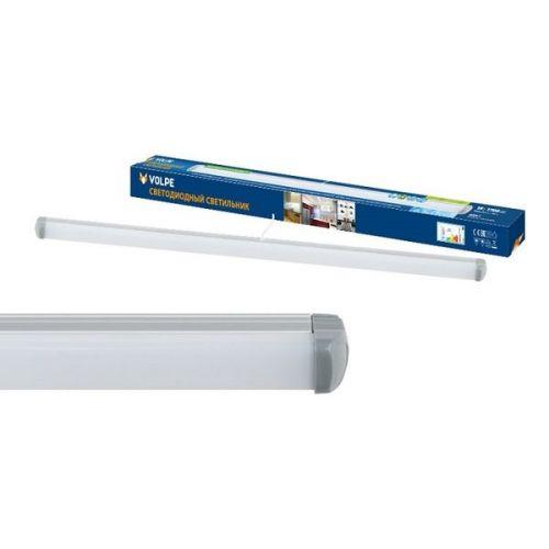Светильник светодиодный накладной Volpe ULO-Q141 AL60-18W/NW Silver