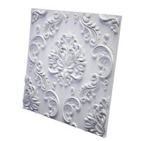 Дизайнерская 3D панель из гипса Artpole Valencia 600х600 мм