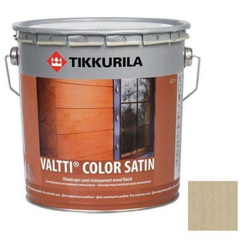 Антисептик Tikkurila Valtti Color Satin 9 л 5061 Камыш