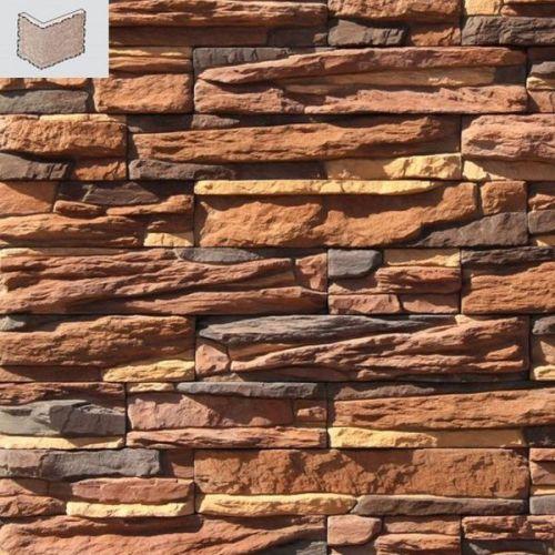 Угловой элемент White Hills Уорд Хилл 130-45 красно-коричневый