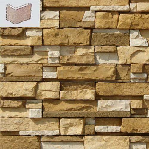 Угловой элемент White Hills Уайт Клиффс 150-25 светло-песочный