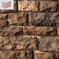 Угловой элемент White Hills Данвеган 505-45 оранжево-коричневый
