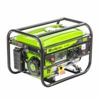 Генератор бензиновый БС-2800, 2,5 кВт, 230В, четырехтактный, 15 л, ручной стартер Сибртех - 94543