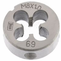 Плашка М8 х 1 мм Сибртех - 77019