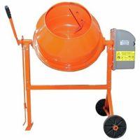 Бетоносмеситель СБР-120, 120 л, 0,7 кВт, 220 В - 95441