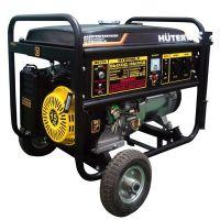 Электрогенератор бензиновый Huter DY8000LX 64/1/19